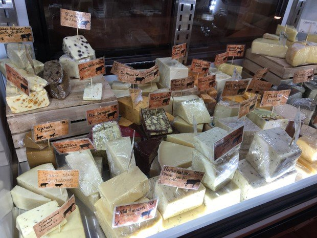 Petoskey Cheese shop offers Old-World flavor
