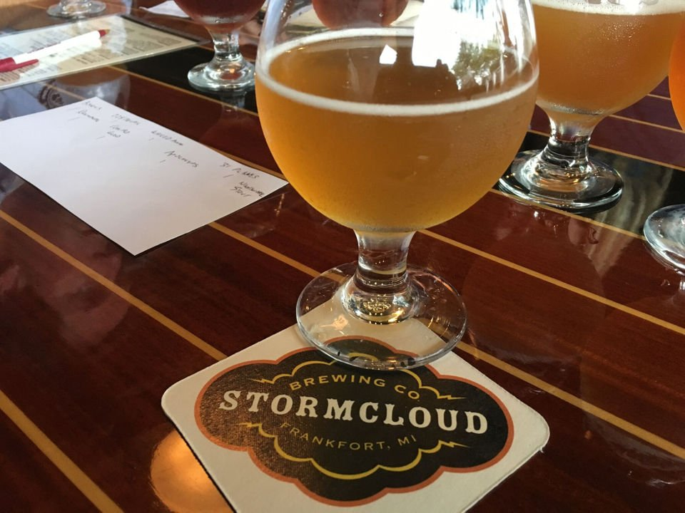 Brewery, beachfront treks make Frankfort a great escape