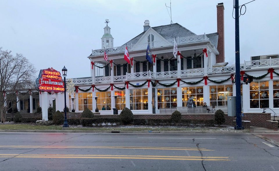 10 Things you didn't know about Michigan's biggest restaurant